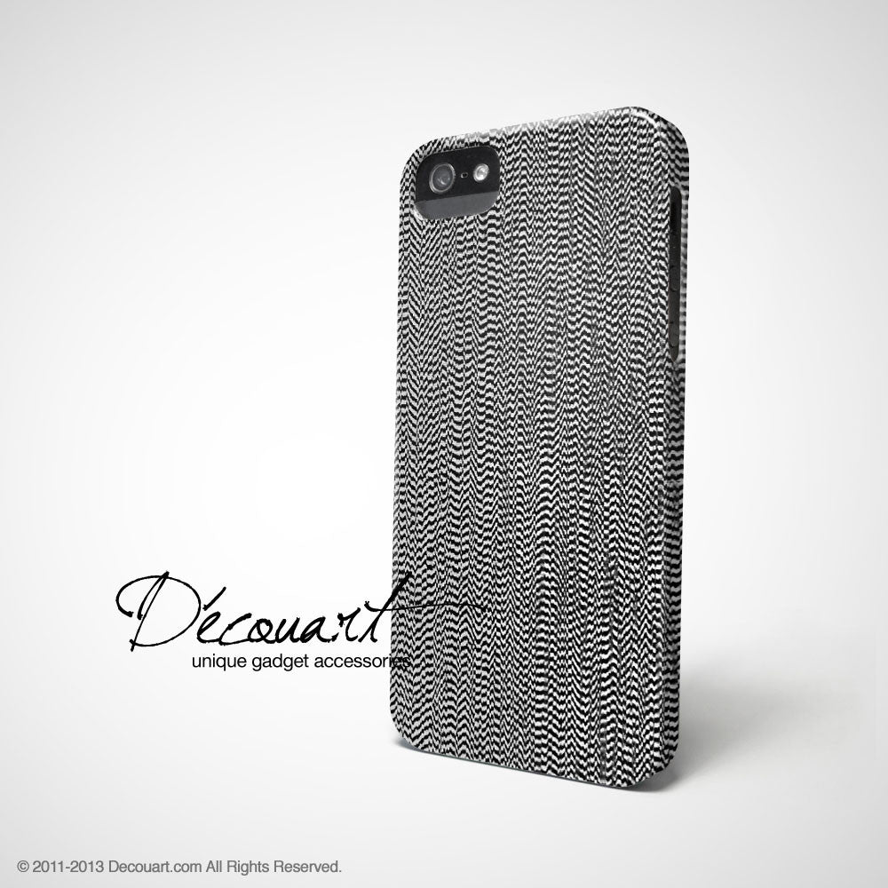 Minimal fabric pattern iPhone 11 case S444 - Decouart