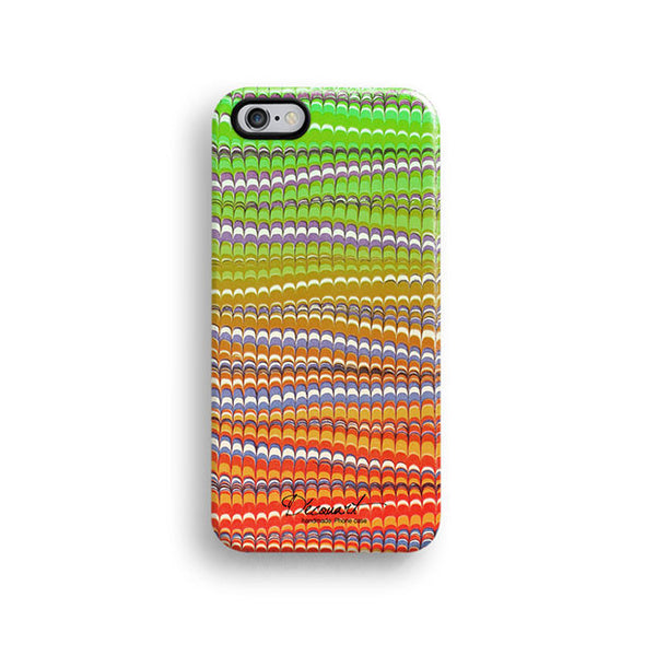 Abstract stripes iPhone 7 case, iPhone 7 Plus case S453 - Decouart - 1