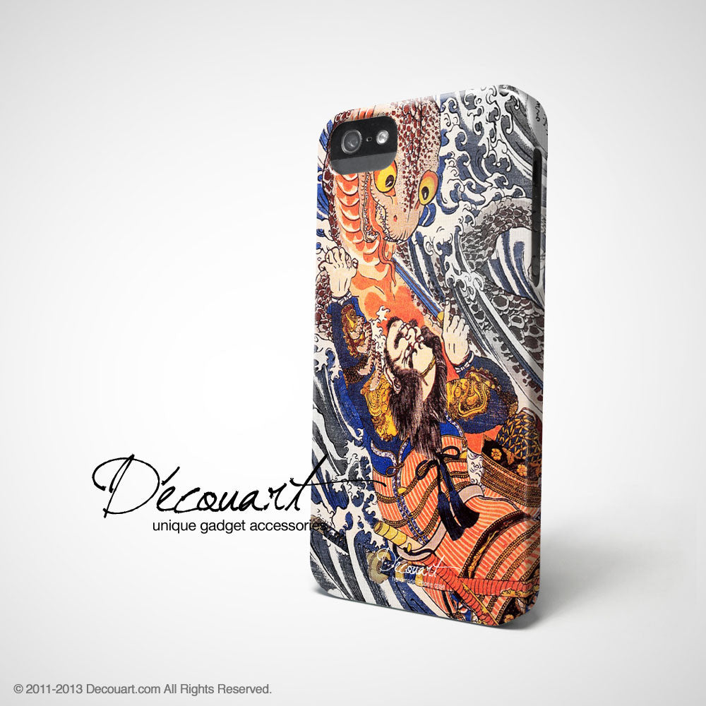 Japanese tattoo iPhone 11 case S454 - Decouart