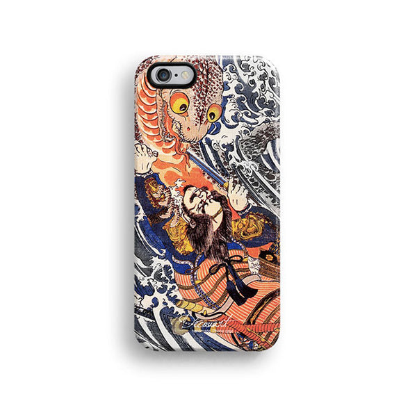 Japanese tattoo iPhone 7 case, iPhone 7 Plus case S454 - Decouart - 1