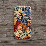 Vintage floral iPhone 11 case S456 - Decouart