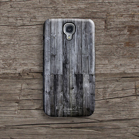 Charcoal wood iPhone case S459 - Decouart