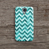 Mint grunge chevron iPhone 6 case, iPhone 6 plus case S466 - Decouart - 2