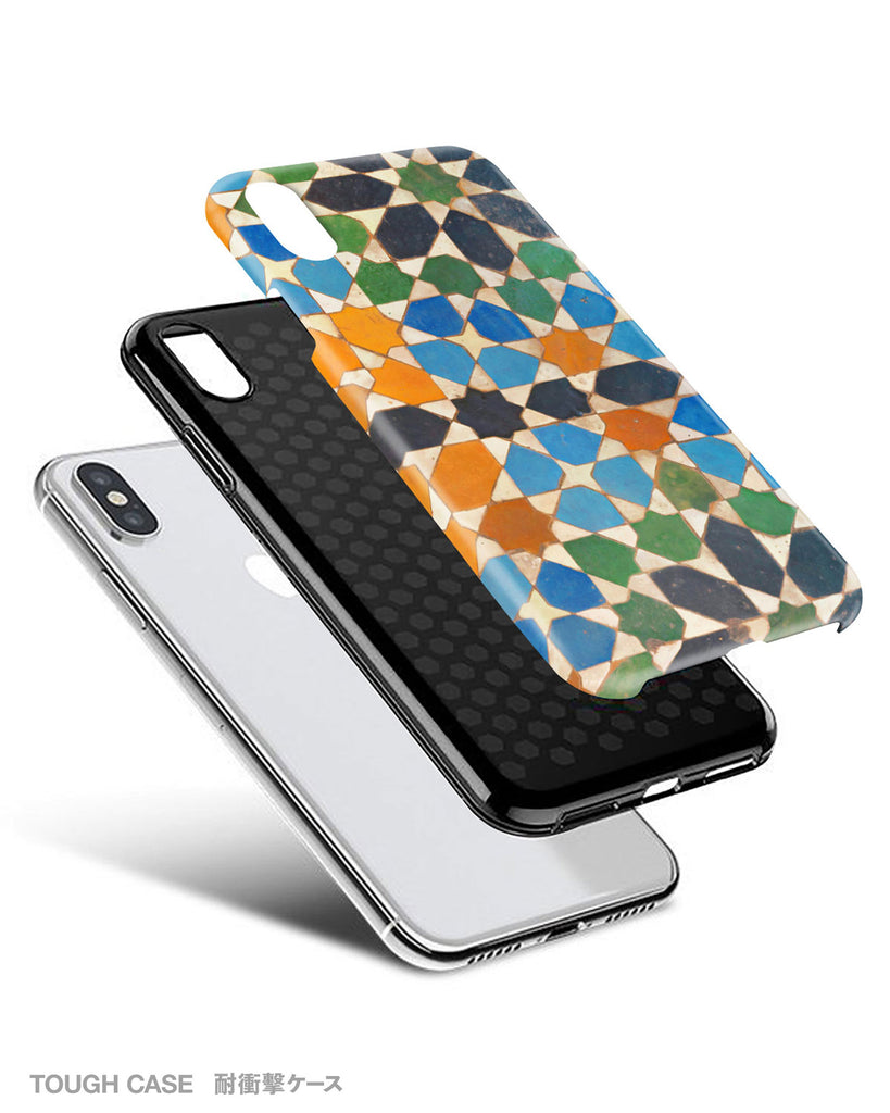 Vintage tiles iPhone 11 case S468 - Decouart