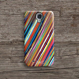 Colourful stripes iPhone 6 case, iPhone 6 plus case S471B - Decouart - 2