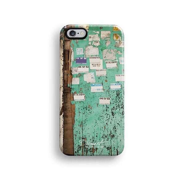 Grunge door texture iPhone 6 case, iPhone 6 plus case S481 - Decouart - 1