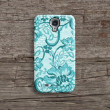 Mint lace iPhone 7 case, iPhone 7 Plus case S508 - Decouart - 2
