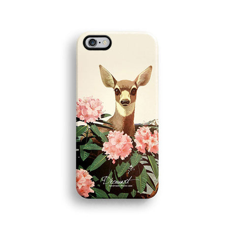 Bambi iPhone 7 case, iPhone 7 Plus case S552 - Decouart - 1