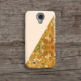 Cream geometric iPhone 7 case, iPhone 7 Plus case S554B - Decouart - 2