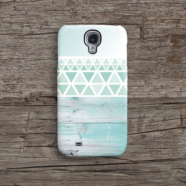 Aztec wood iPhone 11 case S556 - Decouart