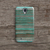Green grunge wood iPhone case S562B - Decouart