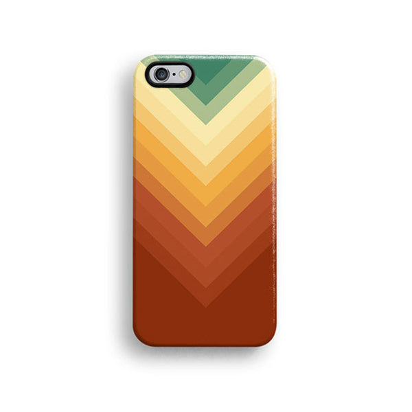 Chevron iPhone 7 case, iPhone 7 Plus case S566 - Decouart - 1