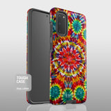 Tie dyed colourful Samsung case S567 - Decouart