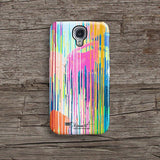 Colourful paint iPhone 7 case, iPhone 7 Plus case S575 - Decouart - 2
