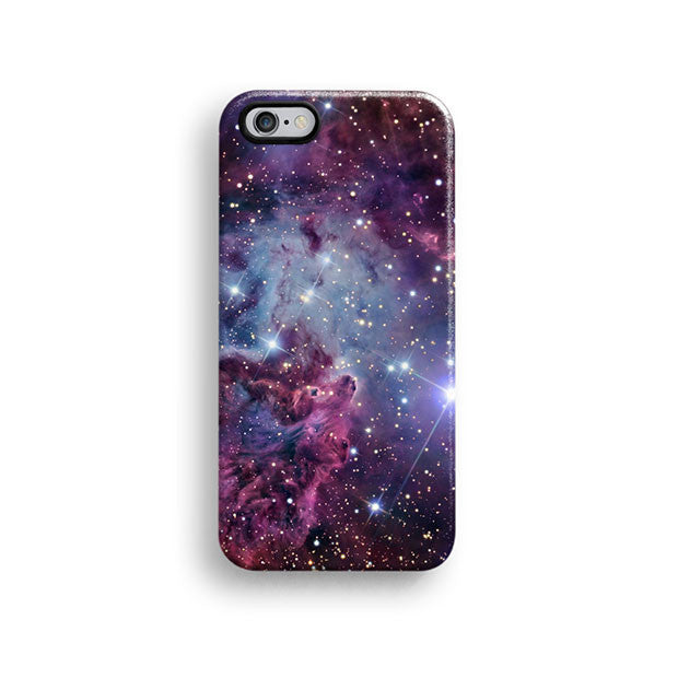 Fox fur galaxy iPhone 12 case S586 - Decouart