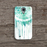 Dream catcher white mint iPhone 7 case, iPhone 7 Plus case S588 - Decouart - 2