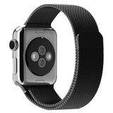 Apple watch band, Decouart Milanese loop Stainless Steel Gold Bracelet for 42mm 38mm - Decouart - 10