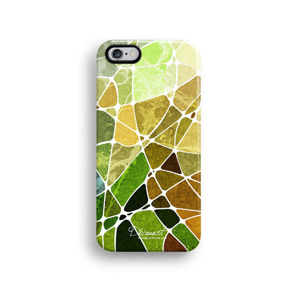 Green grunge texture iPhone 6 case, iPhone 6 plus case S609 - Decouart - 1