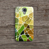 Green grunge texture iPhone 6 case, iPhone 6 plus case S609 - Decouart - 2