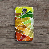 Colourful grunge texture iPhone 7 case, iPhone 7 Plus case S610 - Decouart - 2