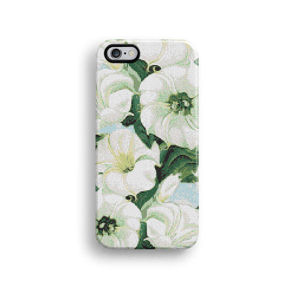 Tiffany floral mosaic iPhone 7 case, iPhone 7 Plus case S651 - Decouart - 1