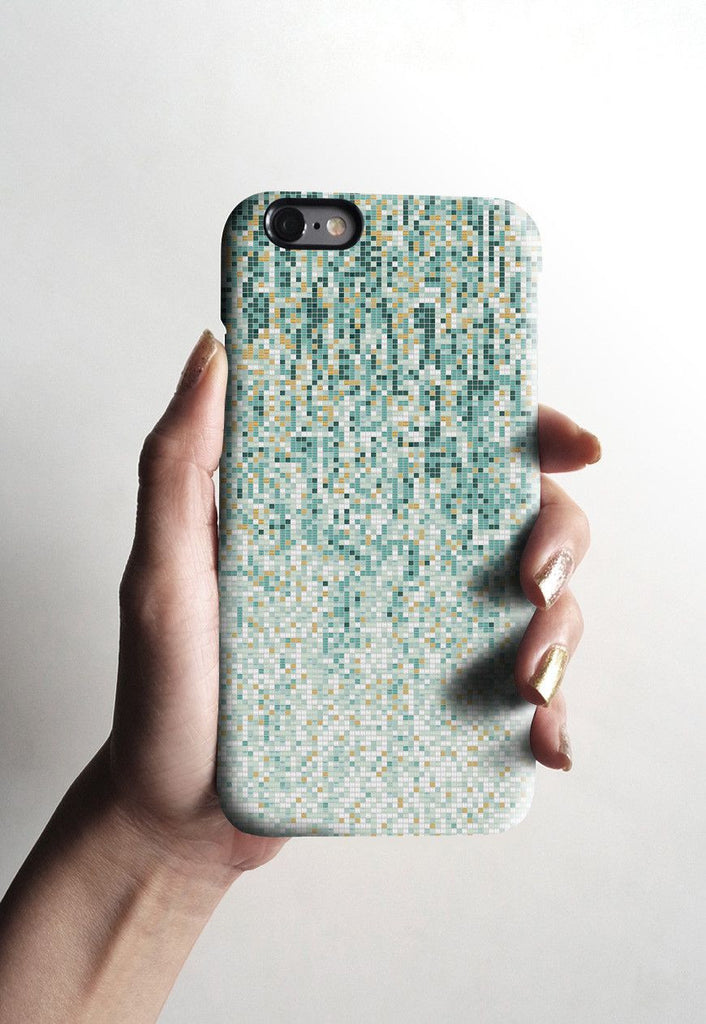 Abstract mosaic iPhone 11 case S654 - Decouart