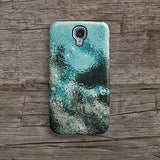 Teal mosaic iPhone 11 case S655 - Decouart