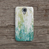 Mint abstract mosaic iPhone 6 case, iPhone 6 plus case S657 - Decouart - 2