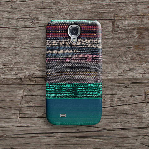 Mint boho fabric iPhone 7 case, iPhone 7 Plus case S659 - Decouart - 2