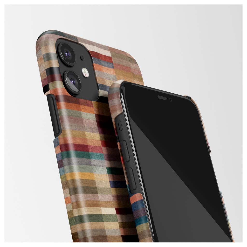 Nature pattern iPhone case