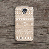 Aztec wood iPhone 7 case, iPhone 7 Plus case S669 - Decouart - 2