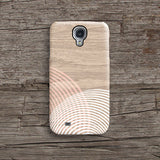 Geometric wood iPhone 7 case, iPhone 7 Plus case S671 - Decouart - 2