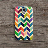 Colourful chevron iPhone 7 case, iPhone 7 Plus case S673 - Decouart - 2