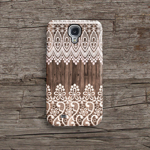 Lace wood iPhone 7 case, iPhone 7 Plus case S679 - Decouart - 2