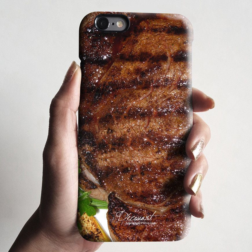 Steak iPhone 11 case S755 - Decouart