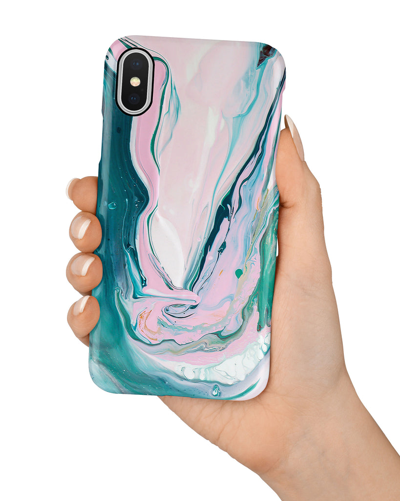 Marble iPhone 11 case S787 - Decouart