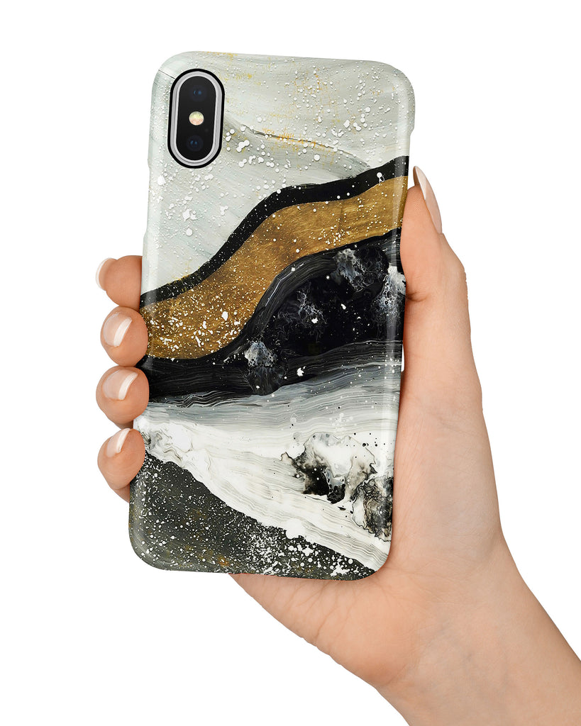 Marble iPhone 11 case S790 - Decouart
