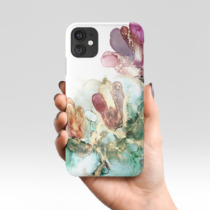 Floral iPhone 12 case S901