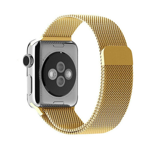Decouart Milanese loop Stainless Steel Gold Bracelet - Decouart