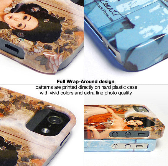 Pug iPhone case S645 - Decouart