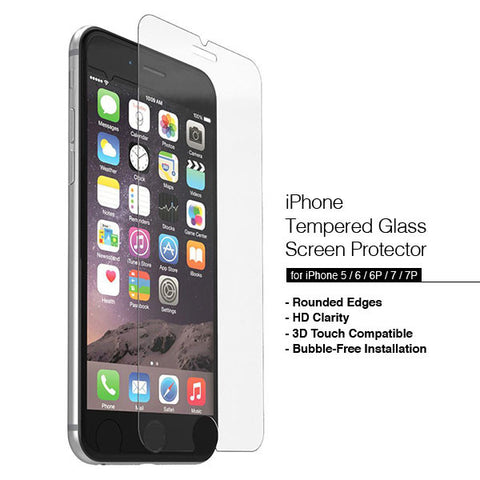 Tempered Glass screen protector - Decouart