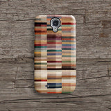 Geometric brown pattern iPhone 6 case, iPhone 6 Plus case S662 - Decouart - 3