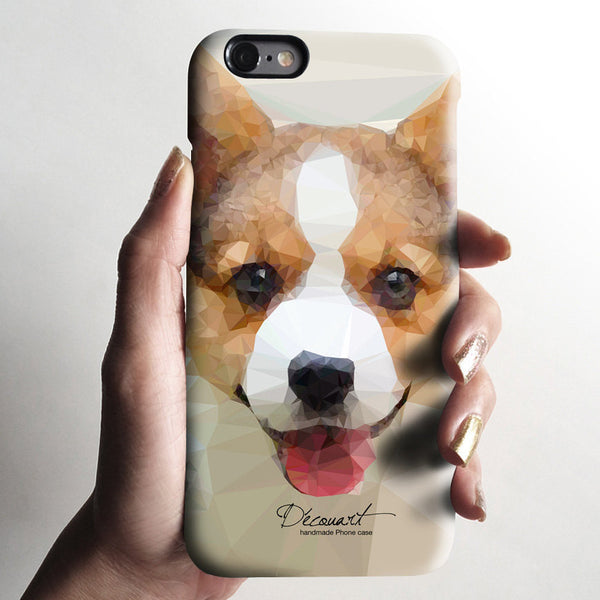 Welsh corgi iPhone 6 case, iPhone 6 plus case S706 - Decouart - 1