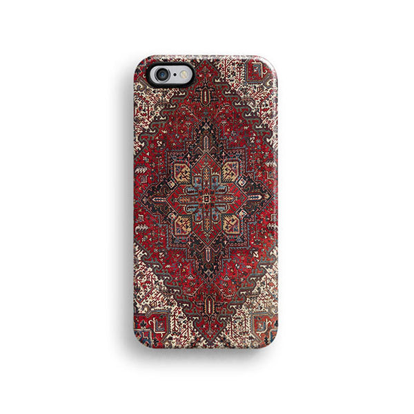 Persian carpet iPhone 7 case, iPhone 7 Plus case S076 - Decouart - 1