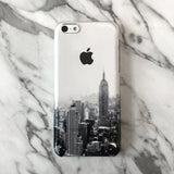 Mountain landscape skyline iPhone 7 case C058 - Decouart