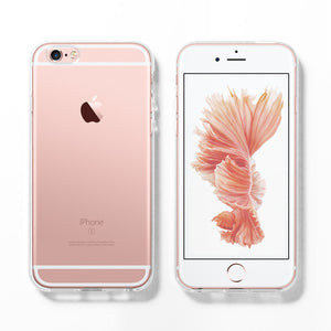 Soft Clear iPhone 11 case - Decouart