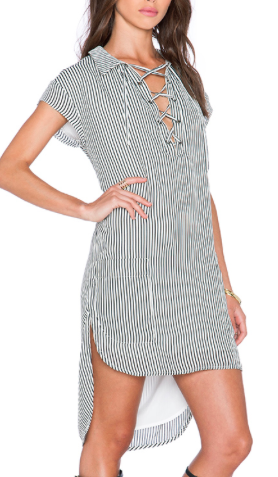Isla The Lonely Shirt Dress