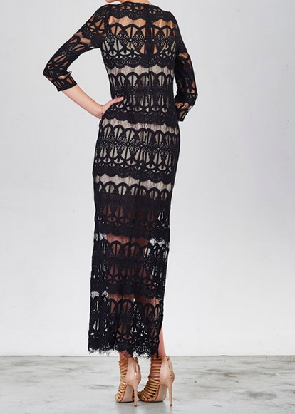 Elliatt Piazza Maxi Dress