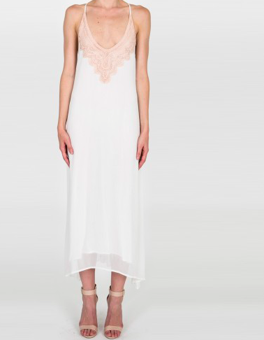 Chloe Oliver Neptune Maxi Dress