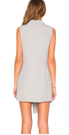 Elliatt Moonstone Vest Dress